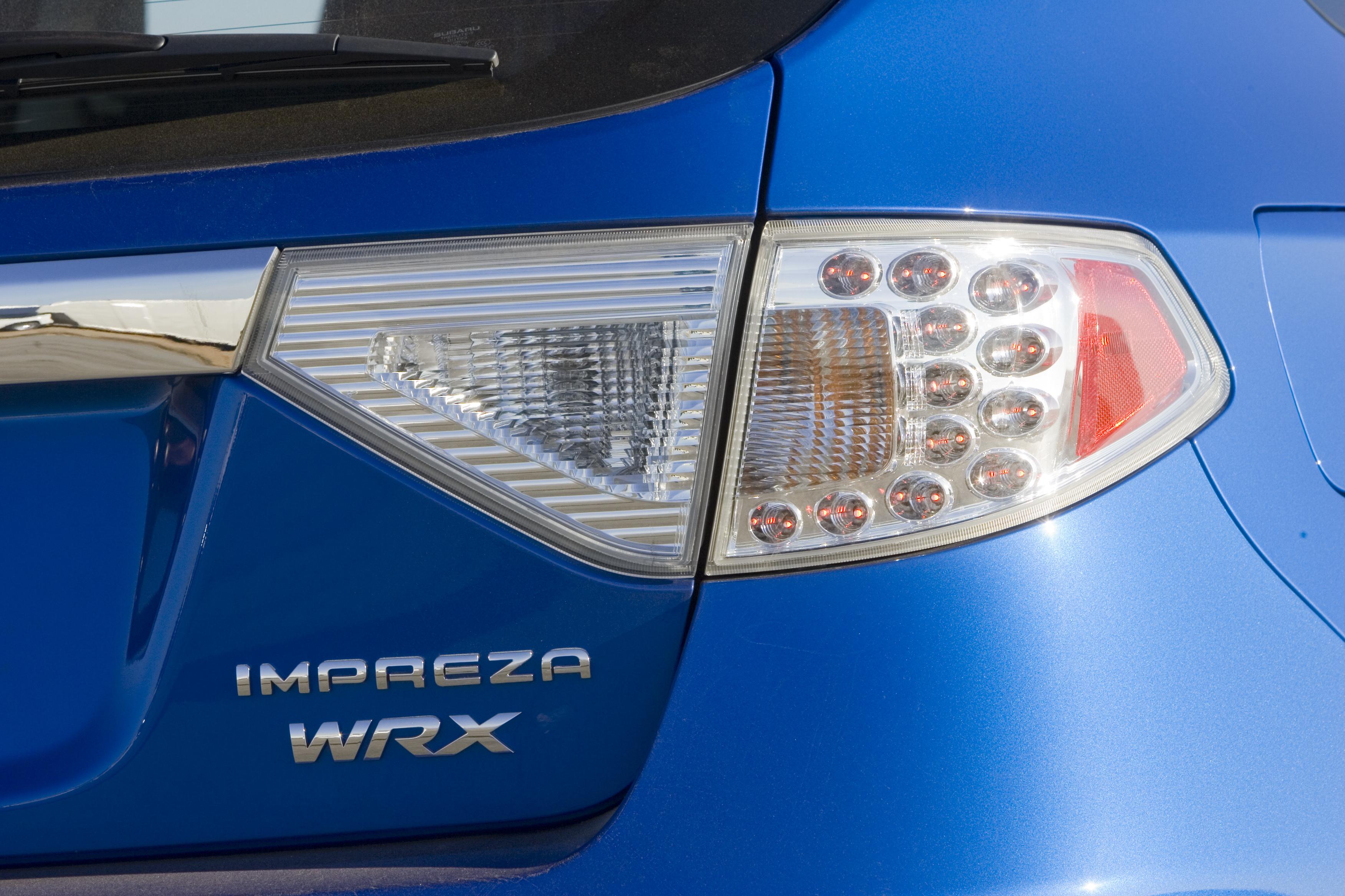 Foto Detalles Subaru Impreza Dos Volumenes 2008