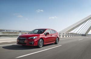 Foto Exteriores (1) Subaru Impreza Dos Volumenes 2018