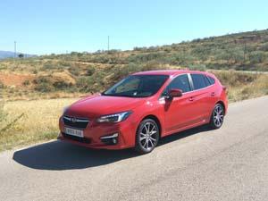 Foto Exteriores (11) Subaru Impreza Dos Volumenes 2018