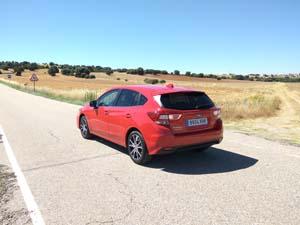 Foto Exteriores (15) Subaru Impreza Dos Volumenes 2018