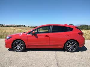 Foto Exteriores (16) Subaru Impreza Dos Volumenes 2018