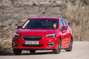 Foto Exteriores (2) Subaru Impreza Dos Volumenes 2018