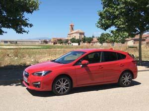 Foto Exteriores (25) Subaru Impreza Dos Volumenes 2018