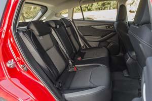 Foto Interiores (2) Subaru Impreza Dos Volumenes 2018