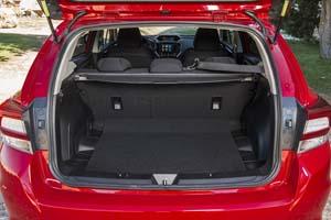 Foto Interiores (3) Subaru Impreza Dos Volumenes 2018