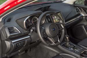Foto Interiores (4) Subaru Impreza Dos Volumenes 2018