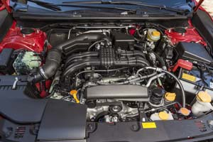 Foto Tecnicas (1) Subaru Impreza Dos Volumenes 2018