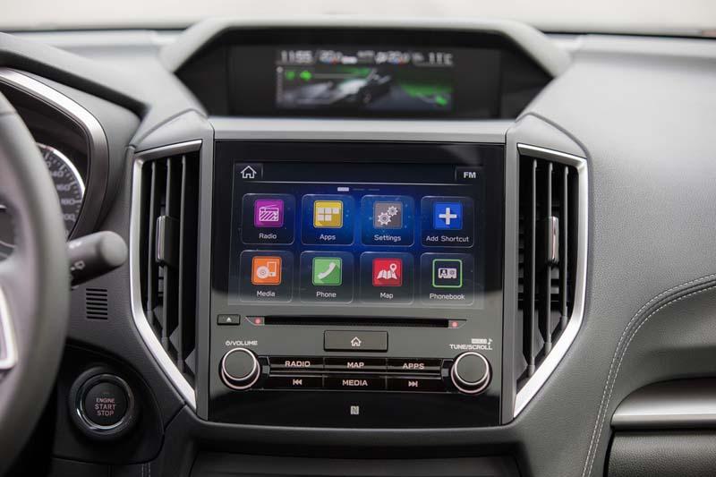 Foto Detalles Subaru Impreza Dos Volumenes 2018