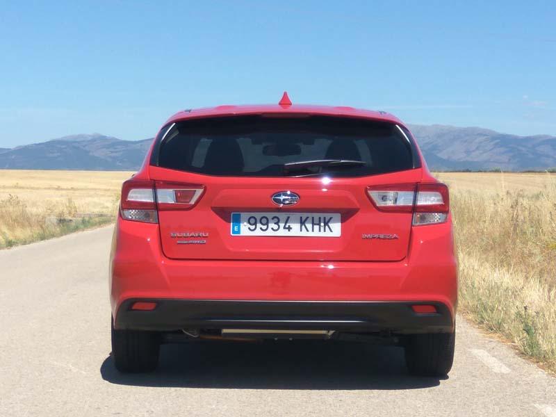 Foto Exteriores (17) Subaru Impreza Dos Volumenes 2018