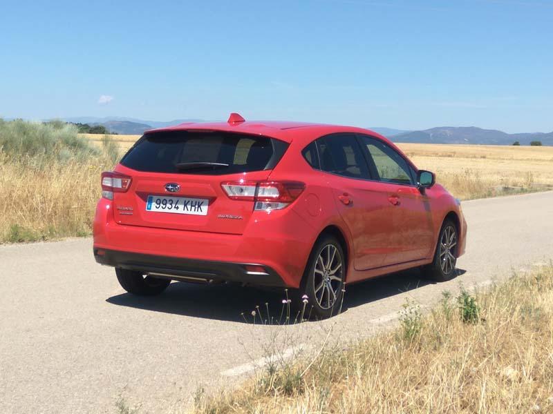 Foto Exteriores (18) Subaru Impreza Dos Volumenes 2018