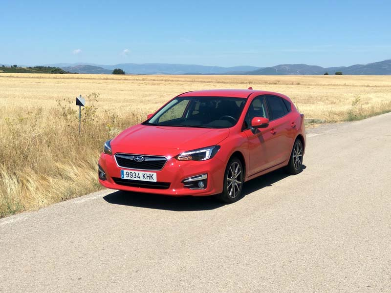 Foto Exteriores (20) Subaru Impreza Dos Volumenes 2018