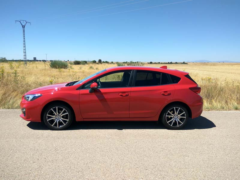 Foto Exteriores (21) Subaru Impreza Dos Volumenes 2018