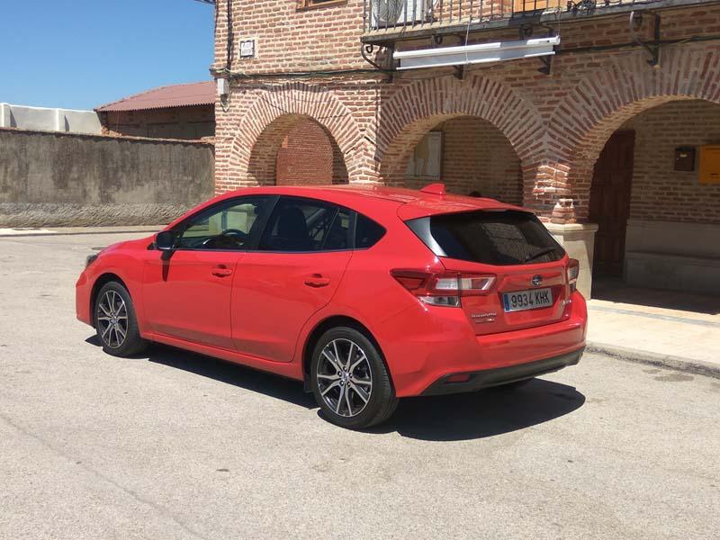 Foto Exteriores (23) Subaru Impreza Dos Volumenes 2018