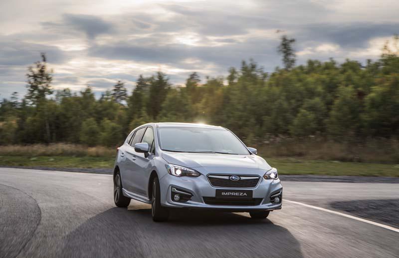 Foto Exteriores (26) Subaru Impreza Dos Volumenes 2018