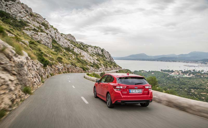Foto Exteriores (27) Subaru Impreza Dos Volumenes 2018
