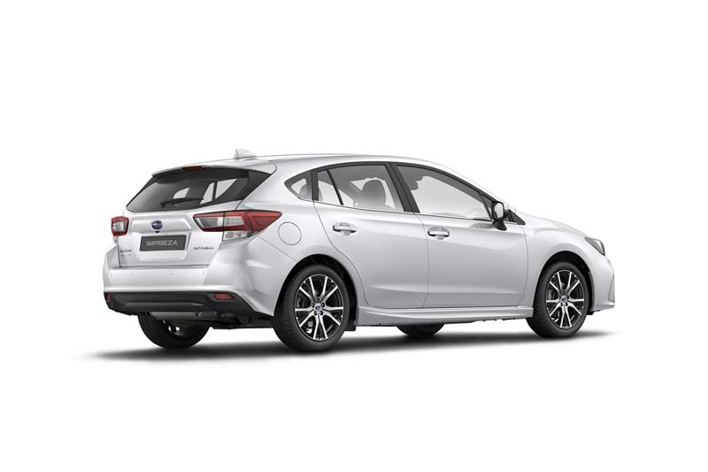 Foto Exteriores (3) Subaru Impreza Dos Volumenes 2018