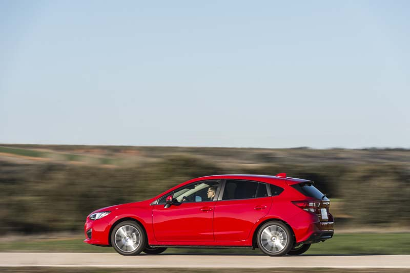 Foto Exteriores (4) Subaru Impreza Dos Volumenes 2018