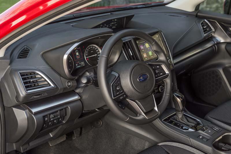 Foto Interiores Subaru Impreza Dos Volumenes 2018
