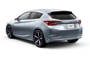 Foto Exteriores 1 Subaru Impreza-5door-concept Concept 2015