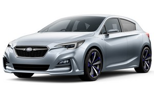 Foto Exteriores 2 Subaru Impreza-5door-concept Concept 2015