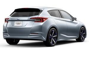 Foto Exteriores Subaru Impreza-5door-concept Concept 2015