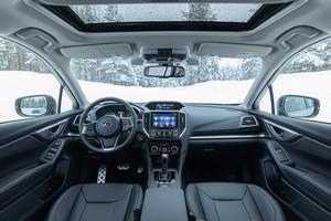 Foto Salpicadero Subaru Impreza-eco-hybrid Dos Volumenes 2020