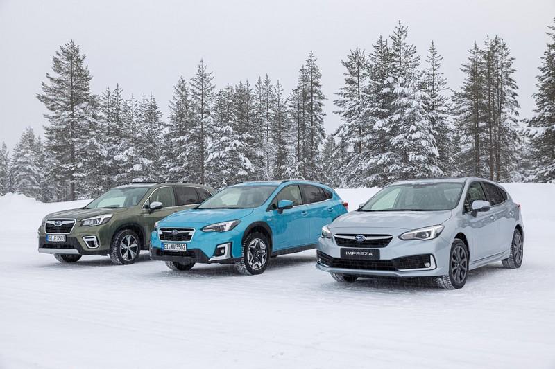 Foto Exteriores Subaru Impreza Eco Hybrid Dos Volumenes 2020