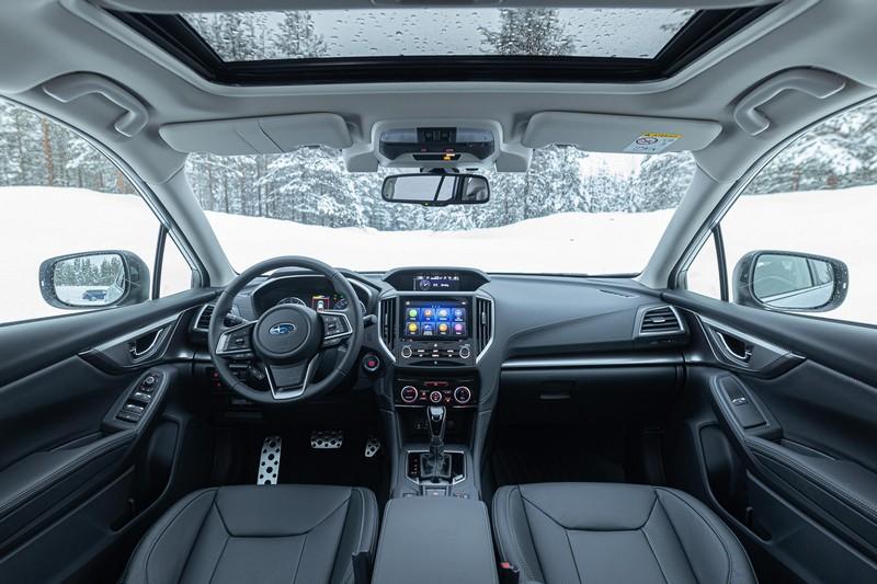 Foto Salpicadero Subaru Impreza Eco Hybrid Dos Volumenes 2020