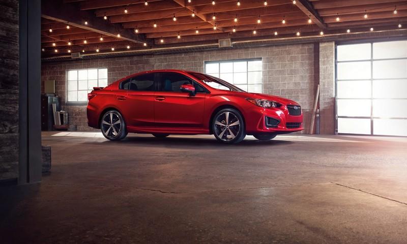 Foto Exteriores Subaru Impreza Sedan Sedan 2017