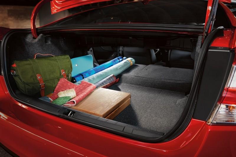 Foto Interiores Subaru Impreza Sedan Sedan 2017