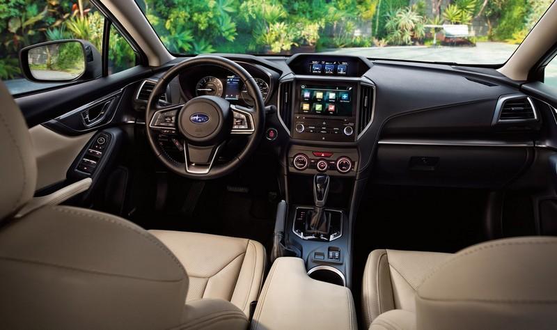Foto Salpicadero Subaru Impreza Sedan Sedan 2017