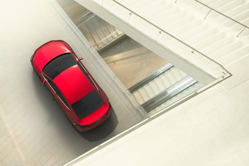 Foto Exteriores Subaru Impreza Sedan Concept Sedan 2015