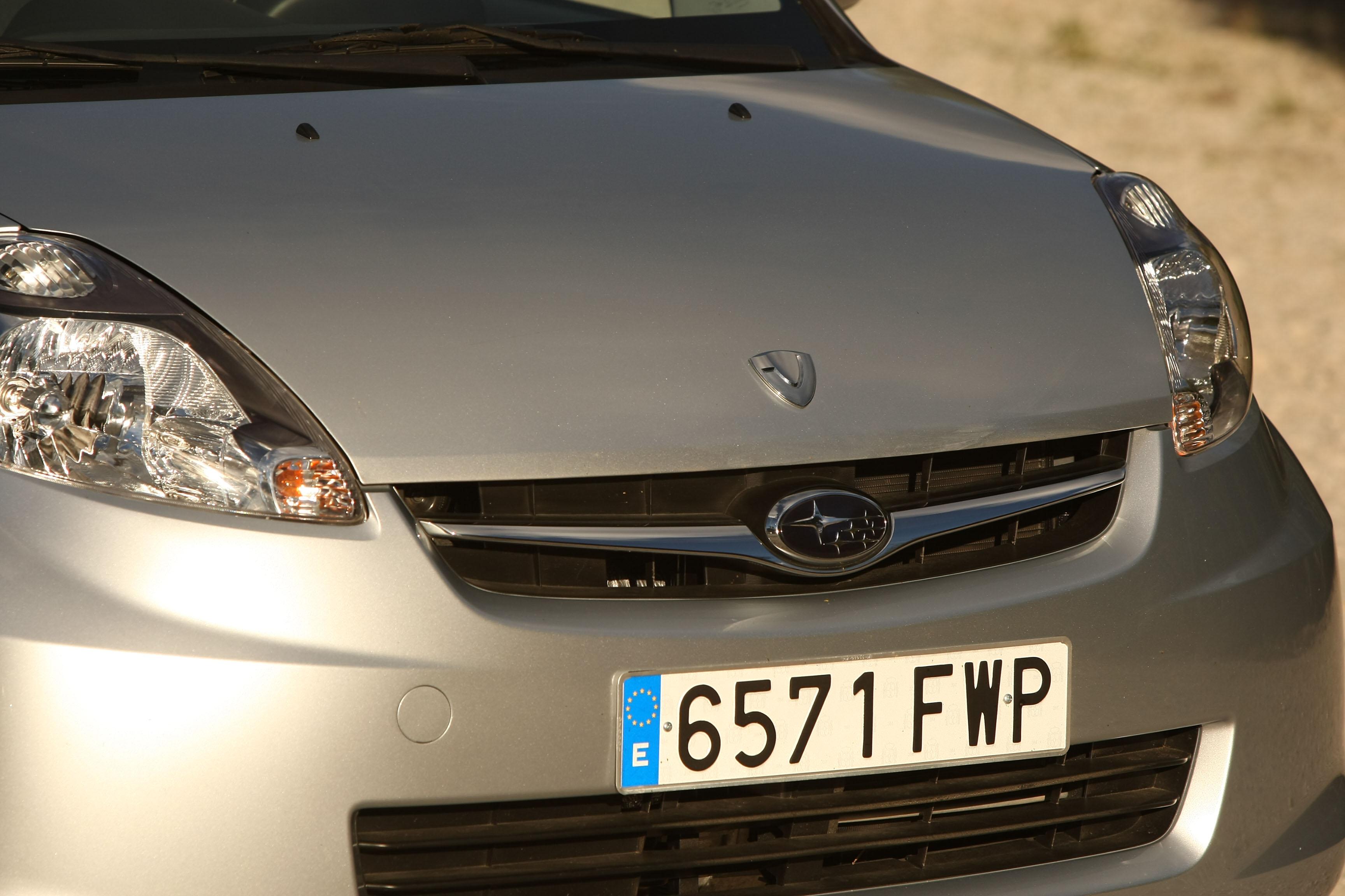 Foto Detalles Subaru Justy Dos Volumenes 2006