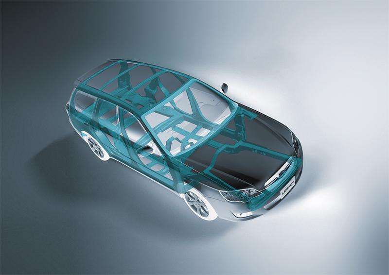 Foto Tecnicas Subaru Legacy Familiar 2008