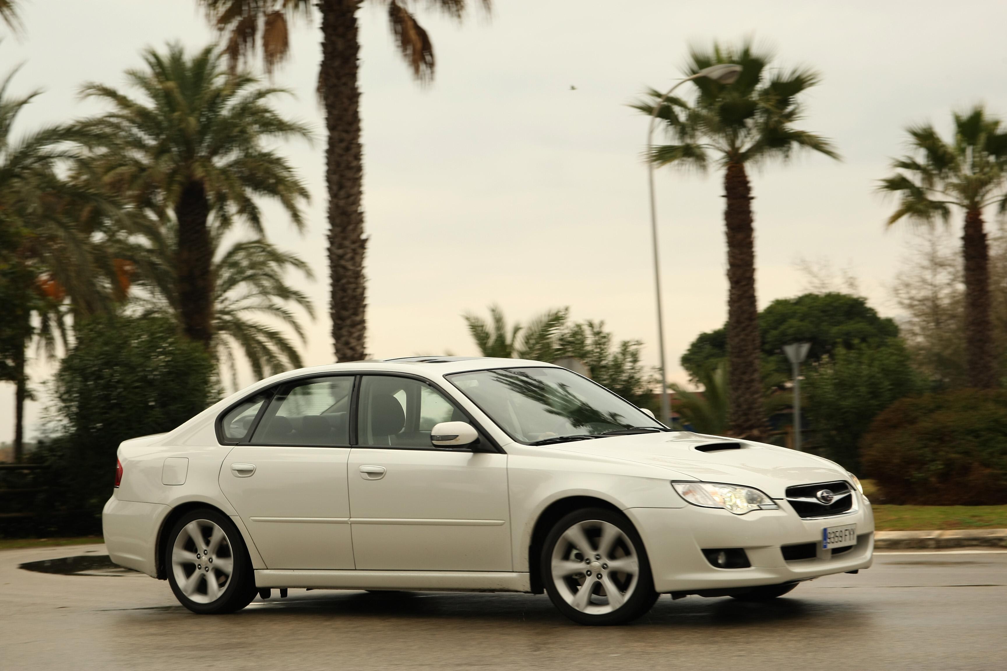 Foto Exteriores Subaru Legacy Sedan 2008