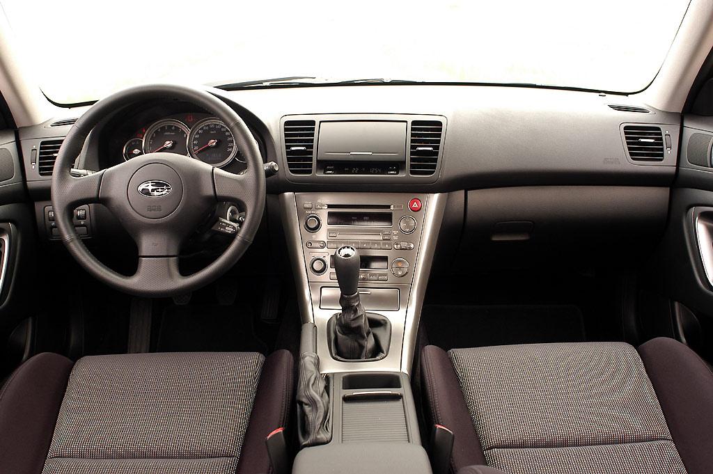 Foto Salpicadero Subaru Legacy Sedan 2008