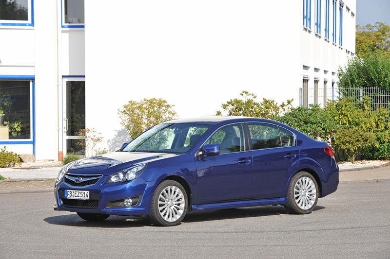 Foto Exteriores Subaru Legacy Sedan 2010