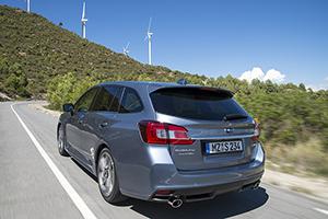 Foto Exteriores (39) Subaru Levorg Familiar 2015