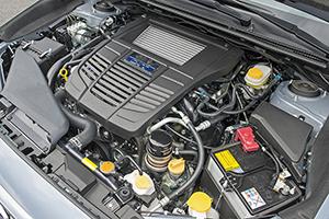 Foto Tecnicas (3) Subaru Levorg Familiar 2015