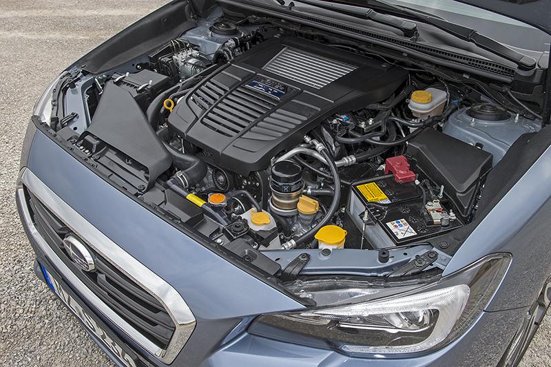 Motor Boxer Subaru Levorg