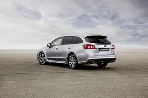 Foto Exteriores 1 Subaru Levorg Familiar 2018