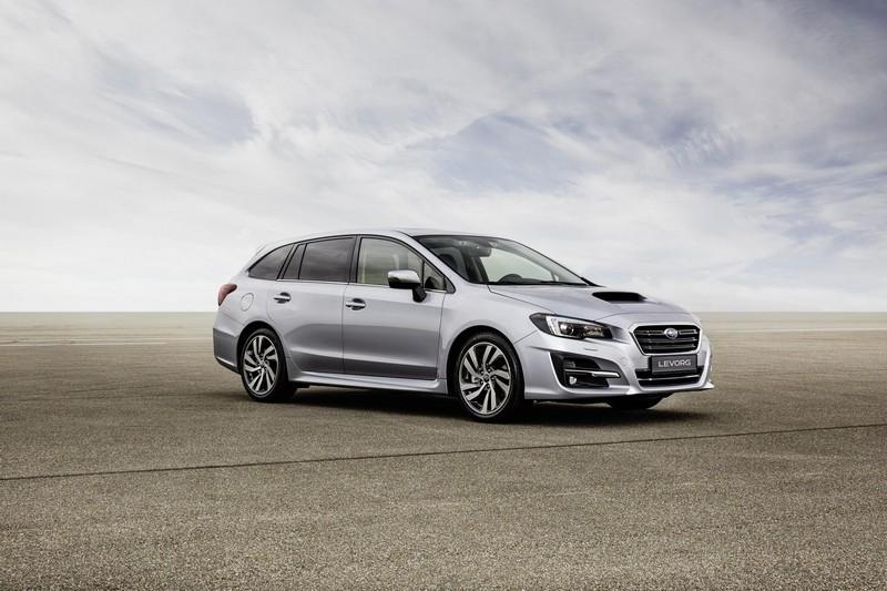 Foto Exteriores Subaru Levorg Familiar 2018