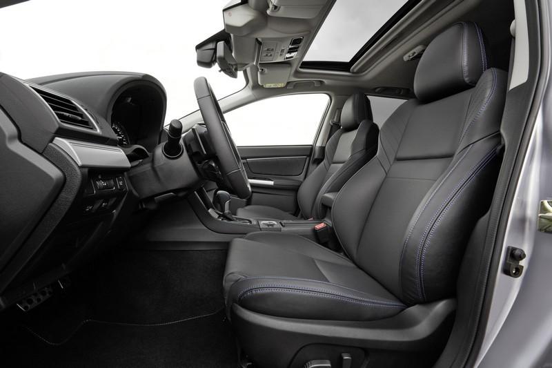 Foto Interiores Subaru Levorg Familiar 2018