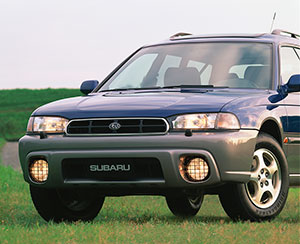 Foto Exteriores (2) Subaru Outback Suv Todocamino 1995