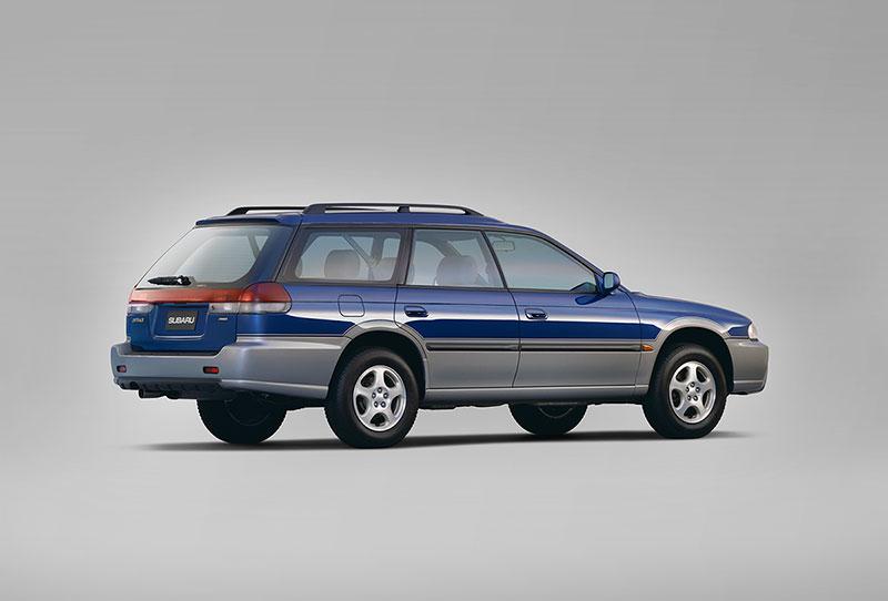 Foto Exteriores (1) Subaru Outback Suv Todocamino 1995