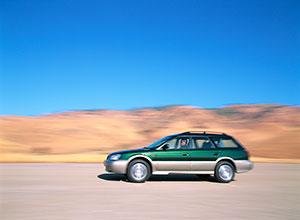 Foto Exteriores (1) Subaru Outback Suv Todocamino 1999