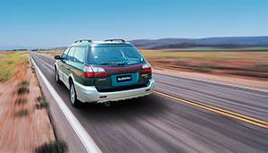 Foto Exteriores (11) Subaru Outback Suv Todocamino 1999