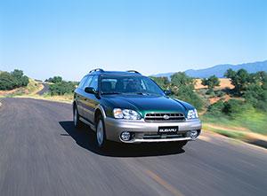 Foto Exteriores (12) Subaru Outback Suv Todocamino 1999