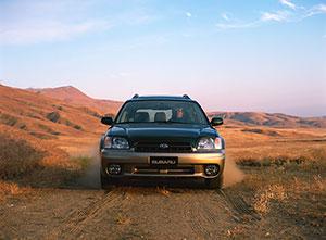 Foto Exteriores (13) Subaru Outback Suv Todocamino 1999