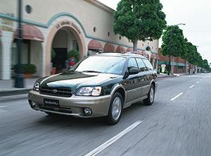 Foto Exteriores (14) Subaru Outback Suv Todocamino 1999